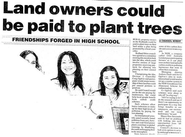 Stradbroke Island Newspaper